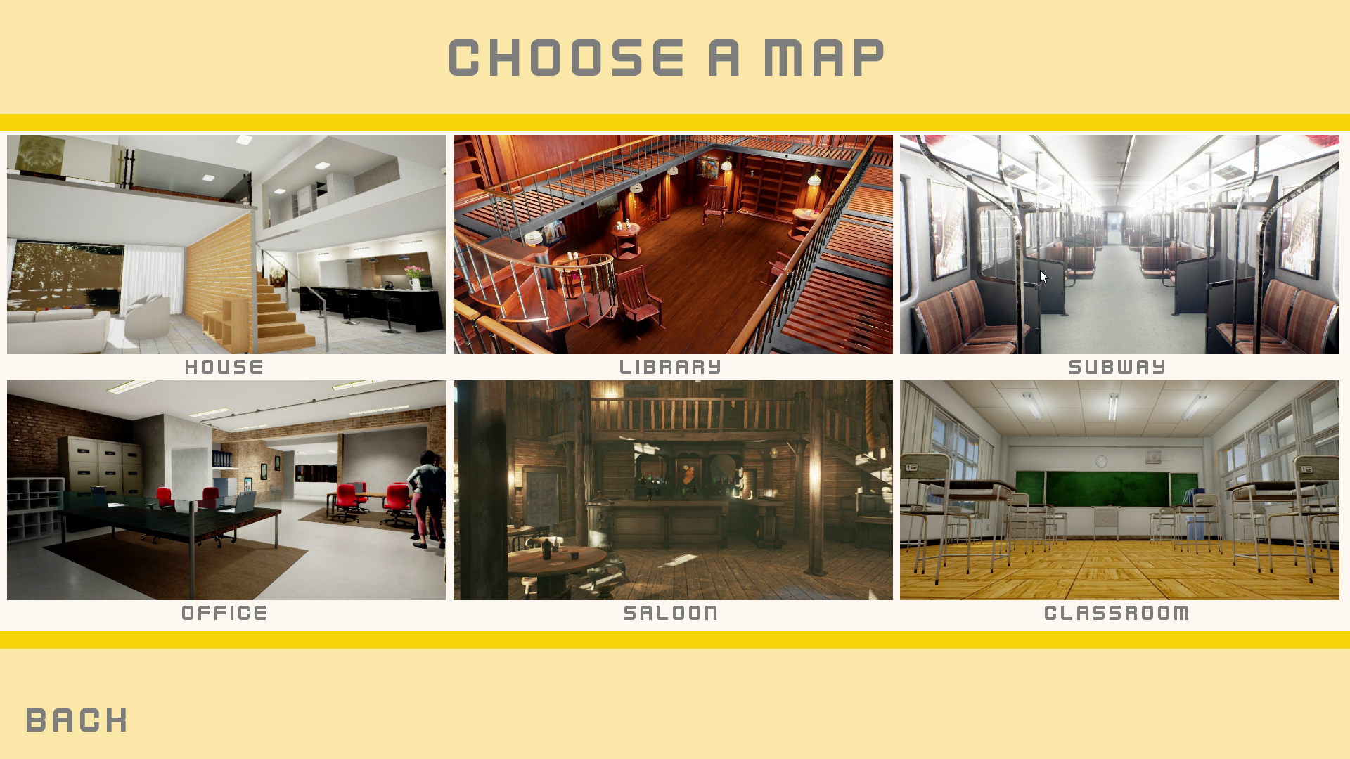 Map Selection