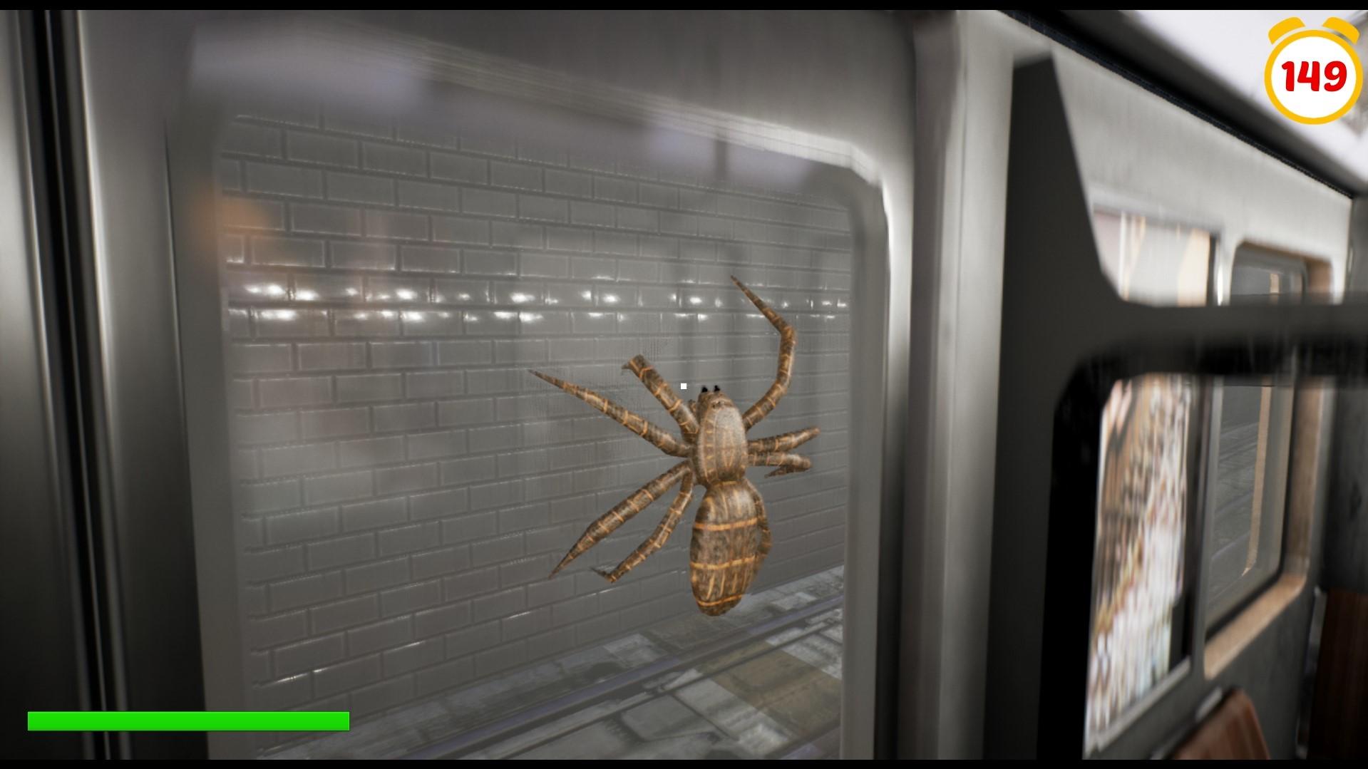 Spider Climbing