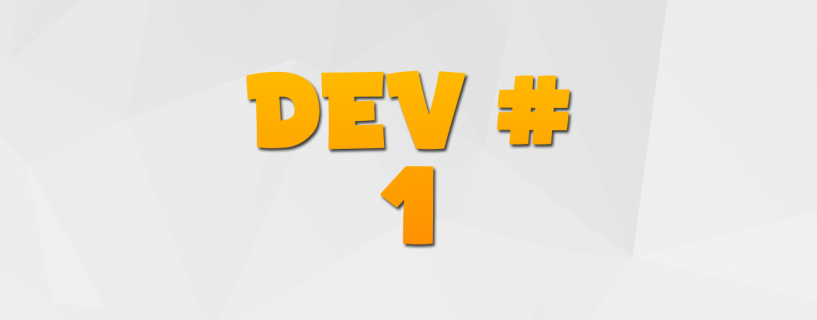 Devblog #1 – Our Project